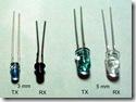 Various infrared sensors