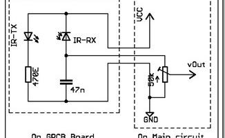 DIY Infrared Sensor Module | Embedded Electronics Blog