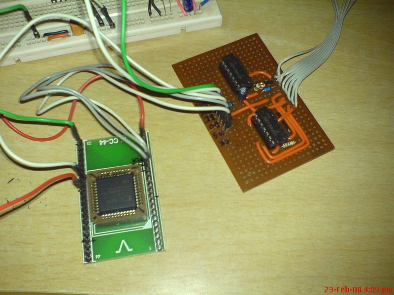 Getting started with Xilinx XC9536 | Embedded Electronics Blog