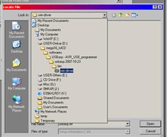 AVRDude Tutorial : Burning hex files on Atmel AVR using USBasp and